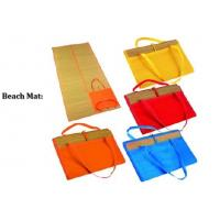 Wholesale Folding straw beach mat from china suppliers