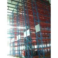 Wholesale Narrow Aisle Pallet Racking Vna Racking System Customized Loading Capacity from china suppliers
