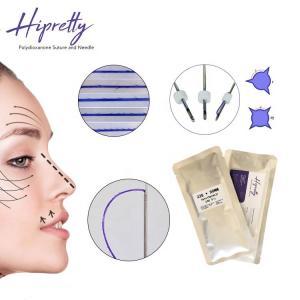 Quality more yonger polidioxanona fio de sutura face lifting thread pdo with CE for sale