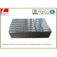 Precise Stainless Steel Machining Block For Auto Glass Silkscreen Printing Machines