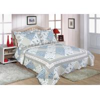 Disperse Printed Home Bed Quilts Durable With 1