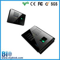 China ID Card Standard Biometric Fingerprint Time Attendance Bio-100 for sale