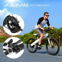 Wholesale Comfortable Electric Battery Powered Bicycles , Electric Mountain Bike For Adults from china suppliers