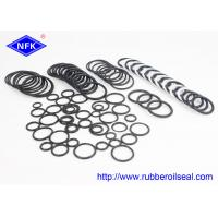 Buy cheap Excavator Volvo EC210 EC210B Control Valve Seal Kit Resistant To Oil , Fatigue , from wholesalers