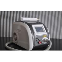 China Portable 1064nm and 532nm Laser Tattoo Removal Machine Skin treatment laser hair tattoo removal machine for Beauty Salon for sale