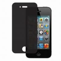 Wholesale Privacy Screen Protector, Ideal for iPhone 4S, Washable and Reusable from china suppliers