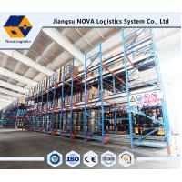 Wholesale Capacity 1500kg Per Shuttle Pallet Racking For Logistic Distribution Centers from china suppliers