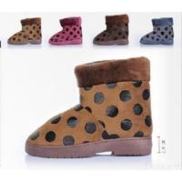 Wholesale Snow Boots Sheepskin Boots Lady