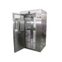 Wholesale SUS 304 Class 100 Clean Room For Industry Automatically Blow from china suppliers