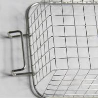 Wholesale Various Styles Houseware Stainless Mesh Basket 5-10cm Or Customized Mesh Size from china suppliers