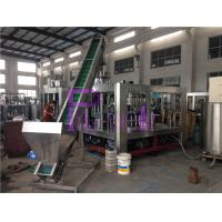 Wholesale 330ml Automatic Bottle Beer Filling Machine Plastic Ring Pull Cap Sealing Machine from china suppliers