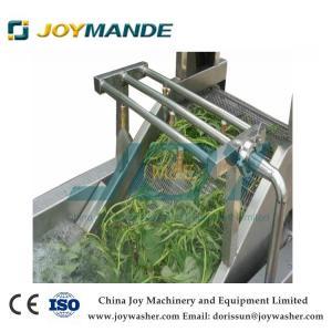 China Hot Sale Industrial Cucumber Celery Eggplant Washing Cleaning Machine Vegetable Washing Machine on sale