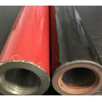 Wholesale Red Ceramic Thermocouple Protection Tubes Good Smooth Industrial from china suppliers