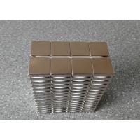 N52 Strongest Rectangular NdFeB Magnets Supplier for sale