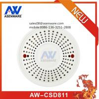 China factory 2 wires smoke detector fire alarm for sale