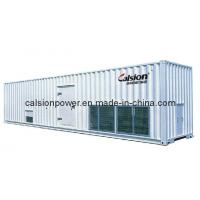 Wholesale 1000kw Containerized Cummins Diesel Generator Set from china suppliers