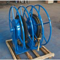 Wholesale Advanced Retractable Hose Reel SGS Approved High Safety For Movable Gas from china suppliers