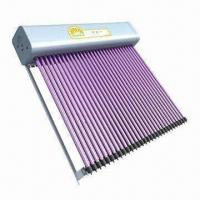 Solar Water Heater with 0.6mm SUS304 Stainless Steel Inner Tank and Fresh Hot Water for sale