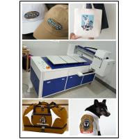 Wholesale Dtg Printer Automatic T Shirt Printing Machine For Light / Dark Color Clothing from china suppliers