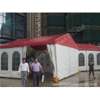 Wholesale 6x6M Commercial Waterproof Rain Tents Outdoor Event Canopy UV Resistant from china suppliers