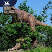 Wholesale High Simulation T-REX Realistic Dinosaur Models For Park Decoration from china suppliers