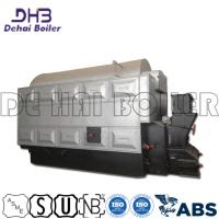 China Small Power Purposes Package Steam Boiler High Thermal Wear Levels High Pressure for sale