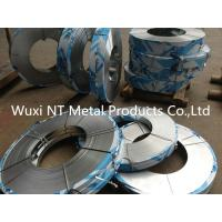 Erosion Resistant 201 Stainless Steel Strips for Machinery , Round Edge SS Coils
