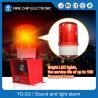 Alarm equipment, Wired sound alarm strobe light and wired sound alarm strobe light siren home for sale