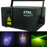 China XTRA 2.6RGB Full Color Laser Show Light / RGB Laser Light For Pub, Bar on sale