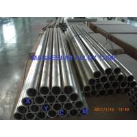 China Magnesium alloy pipe ZK60 magnesium extruded pipe thick wall Magnesium pipe AZ80A-T5 as per ASTM B107/B107M-13 for sale