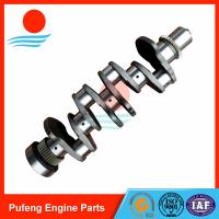 Wholesale OEM material Komatsu 4D107 crankshaft with gear 3974539 5289840 from china suppliers