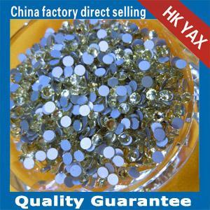Wholesale hot sell no hot fix rhinestone,factory price flatback rhinestones no hot fix;rhinestones flatback no hot fix from china suppliers