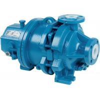 Best Centrifugal Horizontal Chemical Process Non Clog Pump With Wear Materials wholesale