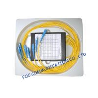 Best Compact Fused Biconical Taper FBT Coupler , optical fiber coupler for LAN Systems wholesale