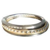 Wholesale 51209 High Precision P2 P4 P5 Thrust Ball Bearing / Open Single Direction Ball Bearings from china suppliers