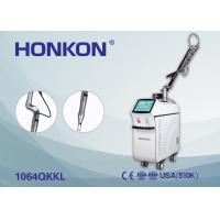 HONKON 6ns Pulse Width Pigment Therapy Q Switch Nd YAG Laser Machine for Tattoo Removal