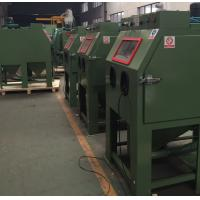 Wholesale Fully automatic pressure sandblaster cabinet / Automatic screwdriver sand blasting machine from china suppliers