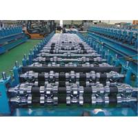 Double Layer Metal Roofing Roll Forming Machine For Roof Cladding , Wall Cladding