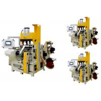 China Factory Supplier Transformer Or Reactor Foil Winding Machine With Coil Welding for sale