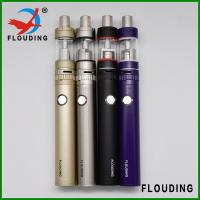 Wholesale Rechargeable pen Vapor E Cig stainless steel, buttom USB charge, 1600mah smoking oil vaporizer from china suppliers