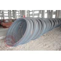 Heavy Duty Rolled Ring Forging Flange ASTM EN DIN , Forged Stainless Steel