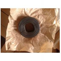 China Australia Market 1.57mm x 1.42kgs Coil Soft Black Annealed Tie Wire on sale