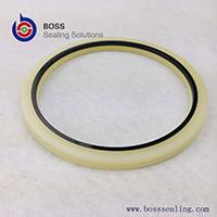 Wholesale Cushioning buffer seal hydraulic u seal and pneumatic rod seal blue purple HBY seal profile from china suppliers