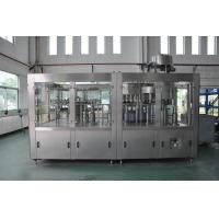 12000-18000BPH PLC Control Water Filling Machine For Water Bottle Filling Plant