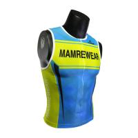 China 2020 New Style Cool Triathlon Clothing Custom Triathlon Top For Training for sale