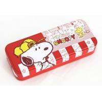 Wholesale Triple Cool Tin Pencil Cases Customized With Snoopy Printed from china suppliers