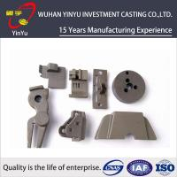 Wholesale Steel Investment Casting Sewing Machine Spare Parts Wear Resistance from china suppliers