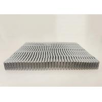 Wholesale Durable Heat Exchange Radiator Fin Aluminum Car Parts For New Energy Vehicle from china suppliers