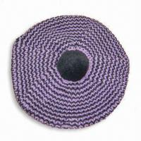 Wholesale Acrylic Knitted Women's Cap with Lurex Thread from china suppliers