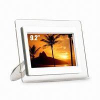 Wholesale 9.2-inch Digital Photo Frame with High Pixel Panel from china suppliers